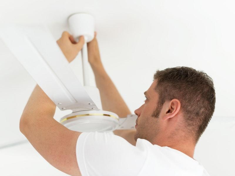 ceiling fan installation adelaide